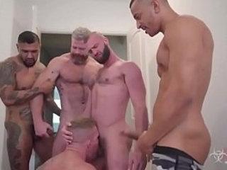 Gang Bang - 2 Dick in 1 Ass - Hard Fuck | ass collection  banged  dicks  fucking  gangbang  hardcore