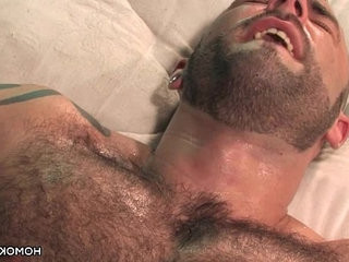 Hairy muscular men having sex | hairy guy   mens   muscular