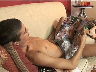 Sexy boy fools with a dildo and wanks to xxx mix | boys  dildo  sexy films  solo tv