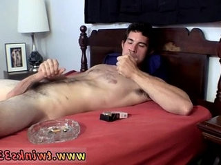 Cute striper boys gay showing dick Hunter Smoke Stroke | boys   cute porn   dicks   gays tube   hunter   natural