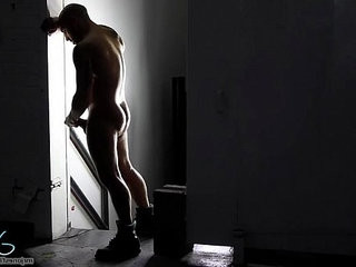 Muscular And Hung Johnny Is Back | back film  hung hq  hunks best  muscular