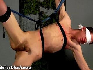 Thai gay free fuck clip Blindfolded Bum Boy Damien | boys  clip hot  fucking  gays tube  shaved  thai gay