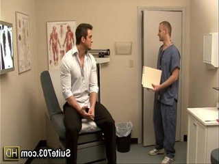 Gay doctor Robbie exam Phenixs ass at work only | ass collection   doctors   exam hq   gays tube   works male
