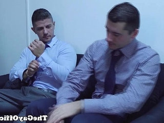 Muscular hunk eats and fucks ass | ass collection   fucking   hunks best   muscular   office