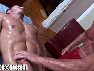 Massagecocks Muscular Anal Game | anal top   fucking   muscular